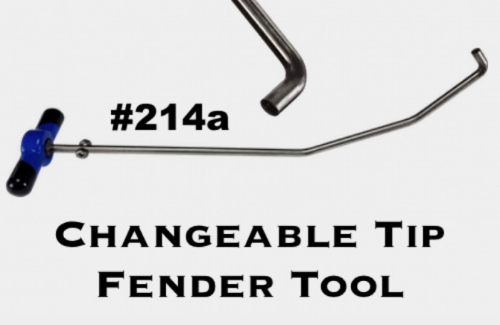 Interchangeable Tipped Tools